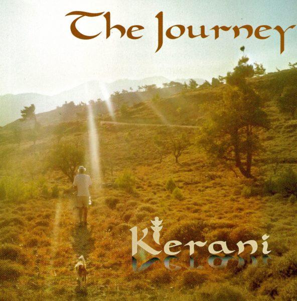 kerani-The-Journey-Album-Cover