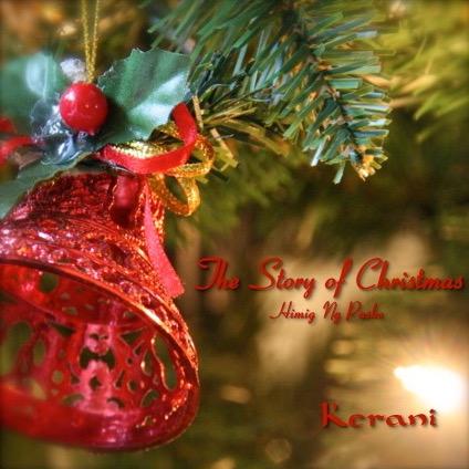 Kerani-The-Story-of-Christmas-album-cover